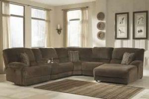 International Furniture Saskatoon Sectional