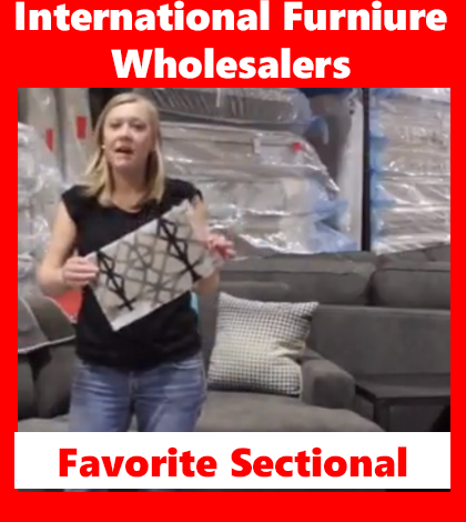 Saskatoon International Furniture Wholesalers New Options for Our Favorite Sectional